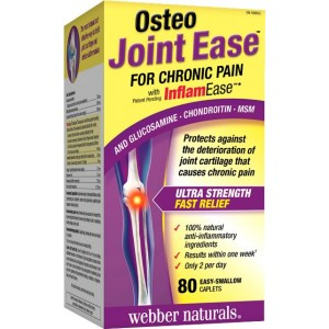Osteo Joint Ease s InflamEase Webber Naturals